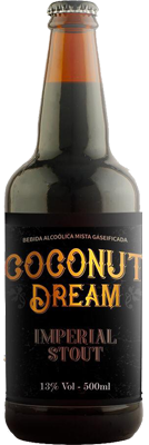 5 Elementos Coconut Dream 500ml Imperial Milk Stout