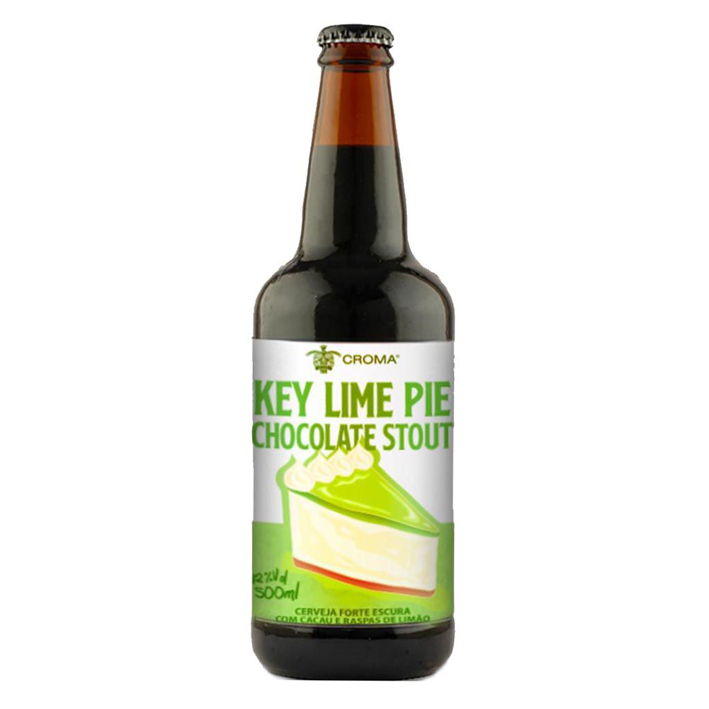 5 Elementos / Croma Key Lime Chocolate Stout 500ml Imperial Stout