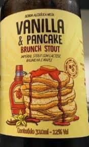 5 Elementos Vanilla & Pancake Brunch Stout 310ml