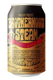 Anchor Brotherhood Steam Beer Lata 355ml