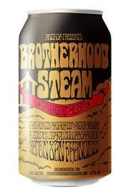 Achor Brotherhood Steam Beer Lata 355ml