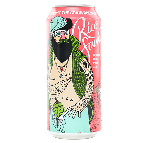 Against the Grain Rico Sauvin Lata 473ml Imperial IPA