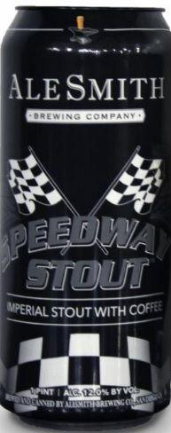 AleSmith Speedway Stout Lata 473ml RIS c/ Café