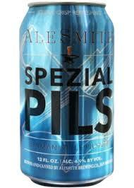AleSmith Spezial Pils Lata 355ml