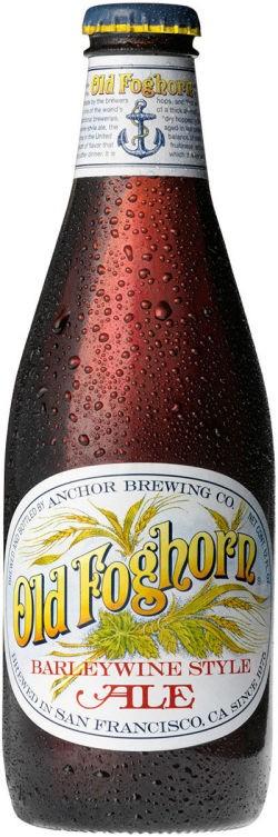 Anchor Old Foghorn 355ml Barley Wine