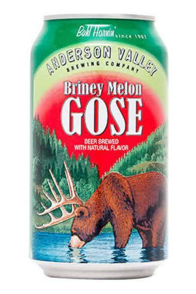Anderson Valley Briney Melon Gose Lata 355ml