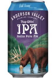 Anderson Valley Hop Ottin' IPA Lata  355ml