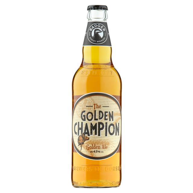 Badger Golden Champion 500ml  Golden Ale