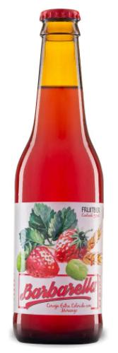 Barbarella Morango Fruitbier 355ml