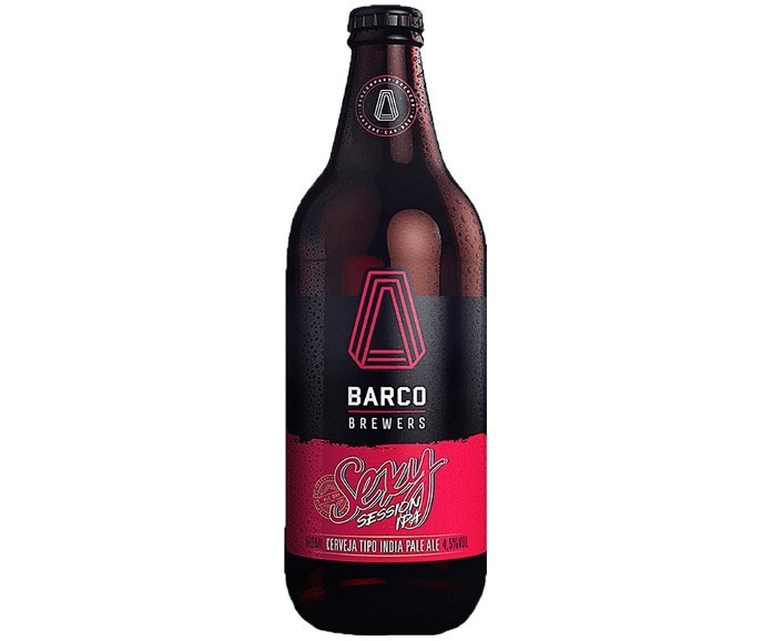 Barco Sexy Session IPA 600ml