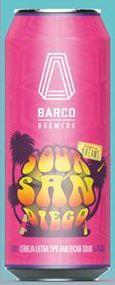 Barco Sour San Diego Lata 473ml