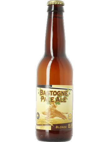 Bastogne Pale Ale 330ml