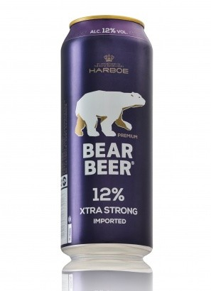 Bear Beer Extra Strong 12% Lata 500ml