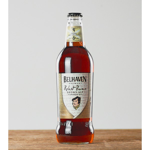 Belhaven Robert Burns Brown Ale 500ml