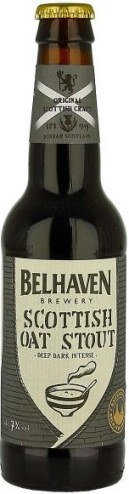 Belhaven Scottish Oat Stout 330ml