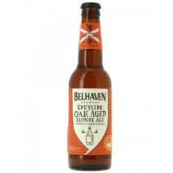 Belhaven Speyside OAK Aged 330ml Blonde Ale