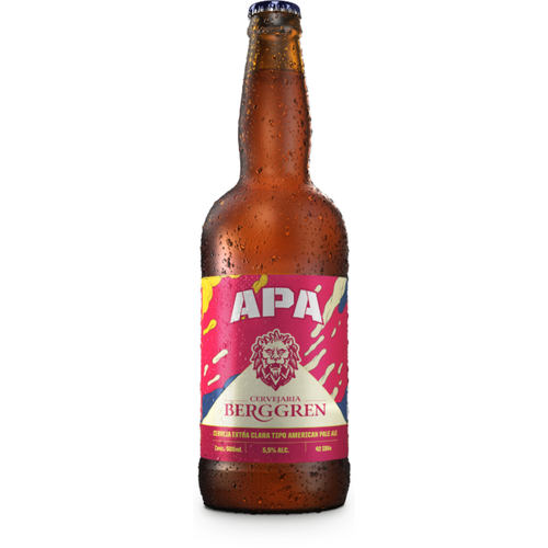 Berggren APA 500ml