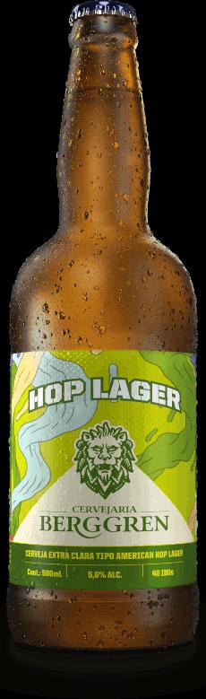 Berggren Hop Lager 500ml