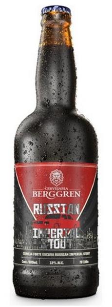 Berggren Russian Imperial Stout 500ml