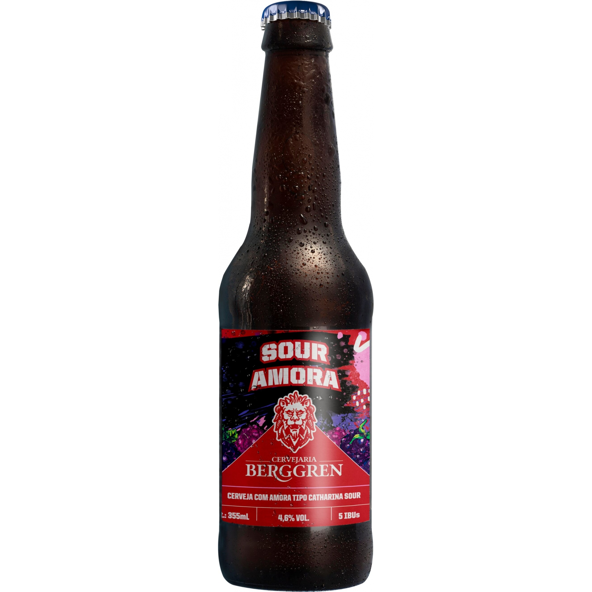 Berggren Sour Amora 355ml