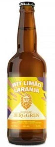 Berggren Wit Limão Laranja 500ml