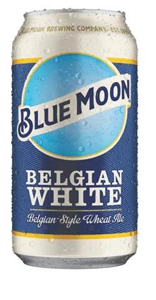 Blue Moon Belgian White Lata 355ml