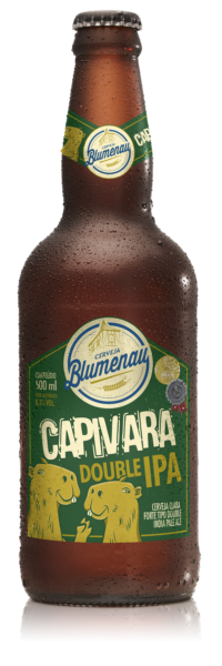 Blumenau Capivara Double IPA 500ml
