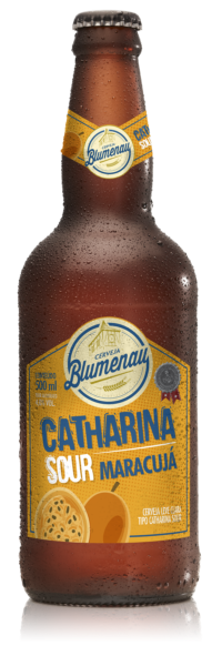 Blumenau Catharina Sour Maracuja 500ml