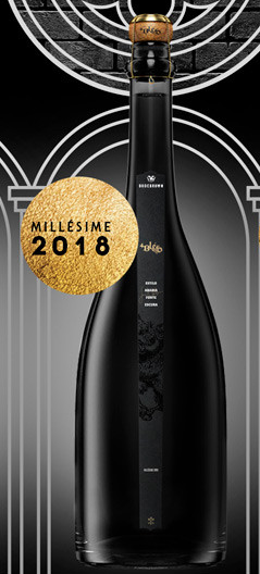 Bodebrown 4Bles Millésime 2018 750ml
