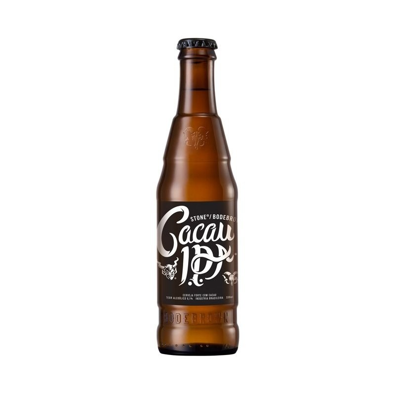 Bodebrown Cacau IPA 330ml