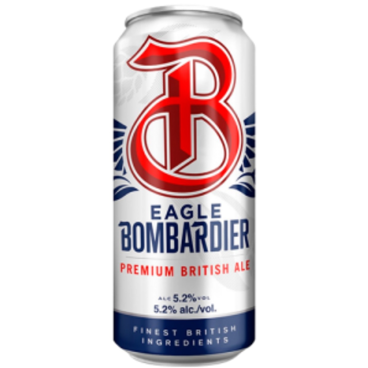 Bombardier Eagle Lata 500ml Premium British Ale