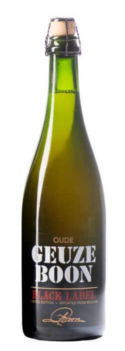 Boon Oude Geuze Black Label Second Editon 750ml