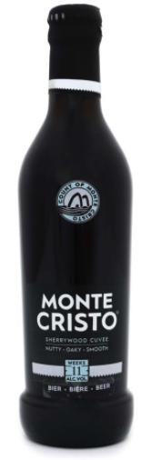 Bosteels Monte Cristo 330ml Belgian Dark Strong Ale  Barrel Aged e Jerez