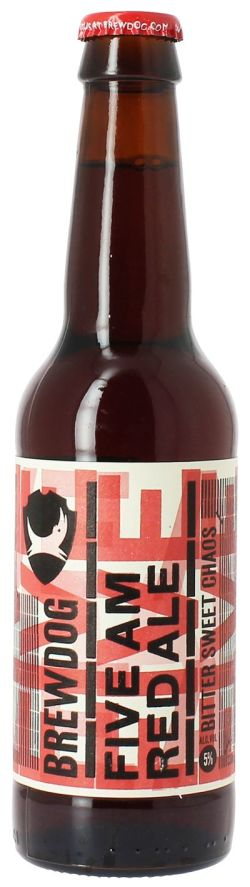 Brewdog 5 AM 330ml Red Ale