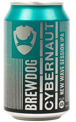 Brewdog Cybernaut lata 330ml Session ipa