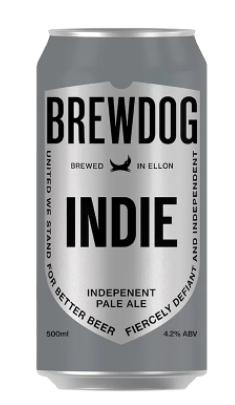 Brewdog Indie Pale Ale Lata 500ml American Pale Ale