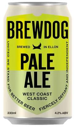 Brewdog Pale Ale Lata 330ml American Pale Ale