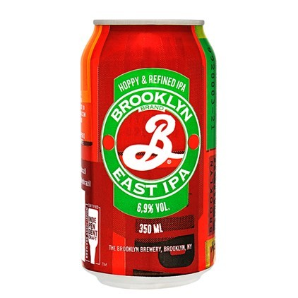 Brooklyn East IPA Lata 350ml