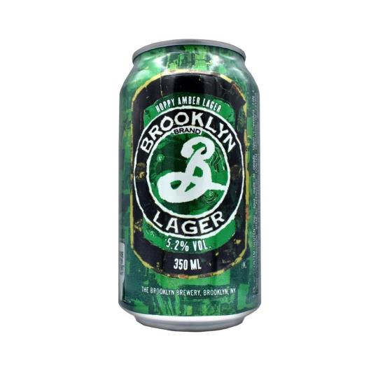 Brooklyn Lager Lata 350ml