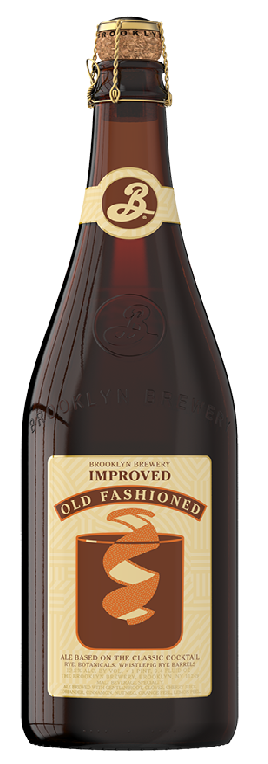 Brooklyn Old Fashioned 750ml Rye Ale BA