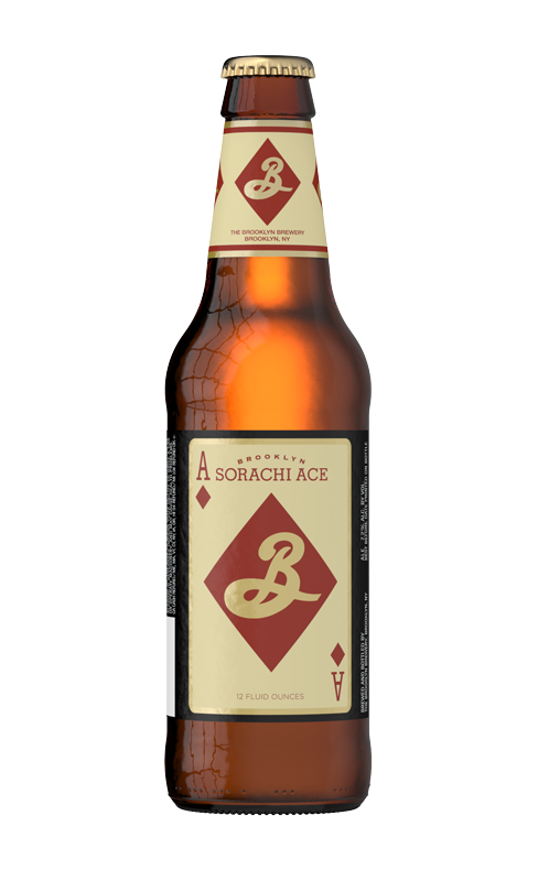 Brooklyn Sorachi Ace 355ml Saison