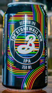 Brooklyn Stonewall Inn IPA Lata 350ml Session IPA