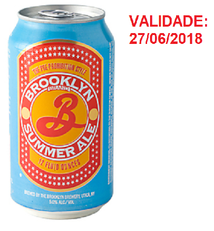 Brooklyn Summer Ale Lata 355ml