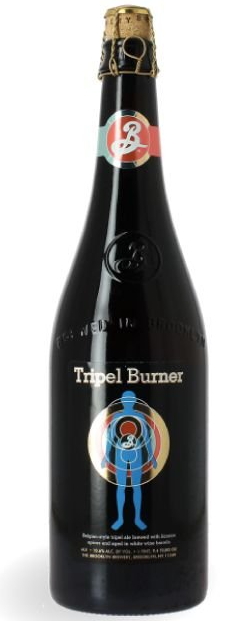 Brooklyn Tripel Burner 750ml