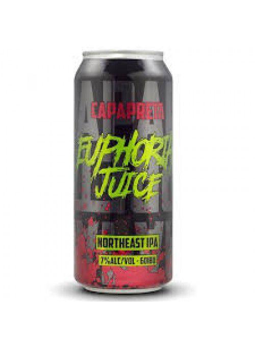 Capa Preta Euphoria Juice IPA Lata 473ml