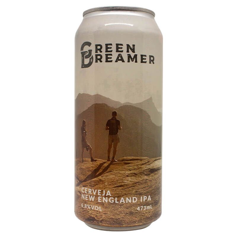 Carioca Green Dreamer New England IPA Lata 473ml