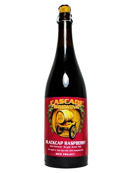 Cascade Brewing Blackcap Raspberry 2016 750ml Sour Ale