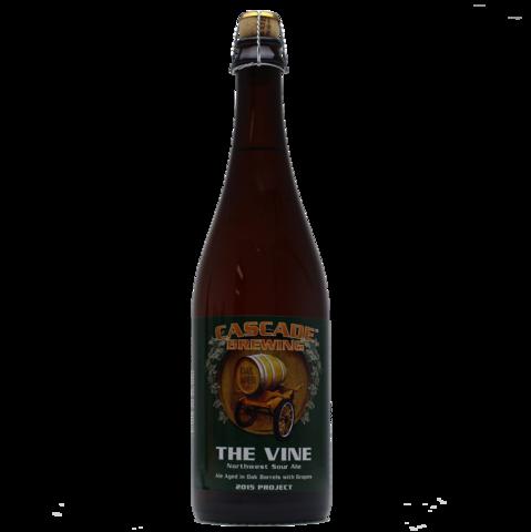 Cascade Brewing The Vine 2015 750ml Sour Ale