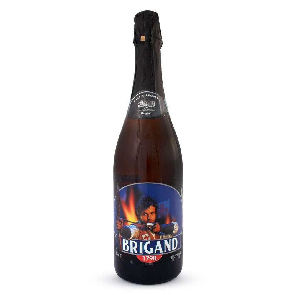 Castle Brigand 1798 Belgian Pale Ale 750ml