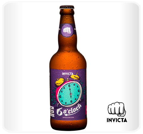 Invicta 6 o'Clock 500ml American IPA